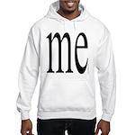 325. me Hooded Sweatshirt