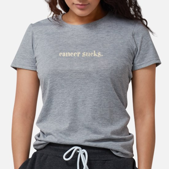 cancer sucks. (words to live T-Shirt
