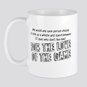 Love of the Game Mug