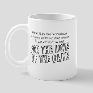 Love of the Game Mug