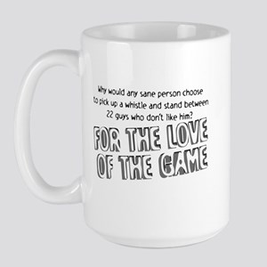 Love of the Game Large Mug