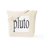 309. pluto Tote Bag