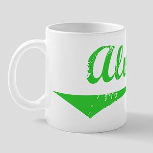 Alva Vintage (Green) Mug