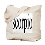 309. scorpio Tote Bag