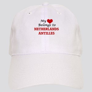 My Heart Belongs to Netherlands Antilles Cap