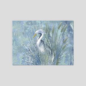 Heron Elegance 5'x7'Area Rug