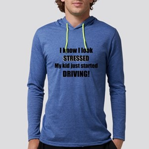 Stressed Driving Long Sleeve T-Shirt
