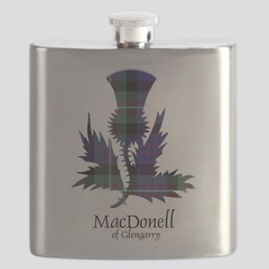 Thistle-MacDonellGlengarry Flask
