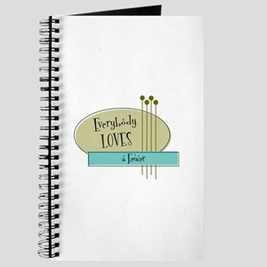 Everybody Loves a Fencer Journal
