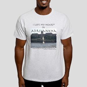 I left my heart... Light T-Shirt