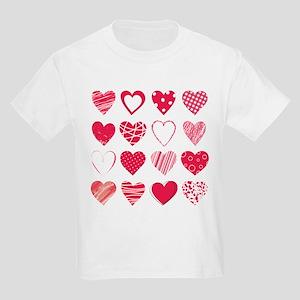 Hearts Women's Dark T-Shirt