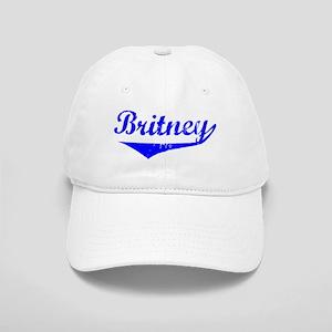 Britney Vintage (Blue) Cap