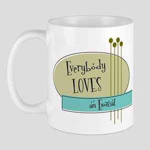 Everybody Loves an Exorcist Mug