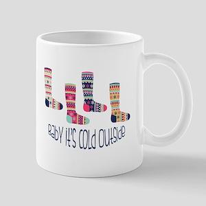 Cold Outside Mugs