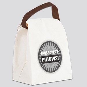 Pillows Canvas Lunch Bag