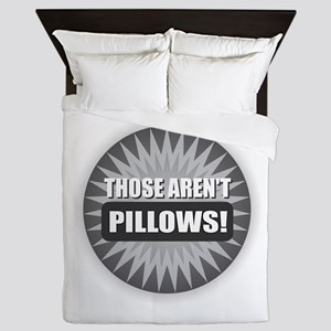 Pillows Queen Duvet