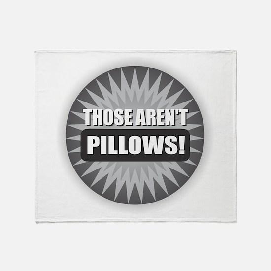 Pillows Throw Blanket