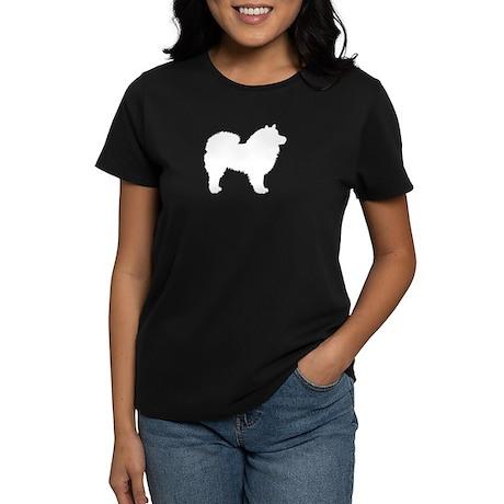 American Eskimo Dog Women's Dark T-Shirt