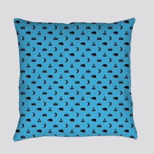 LET'S GO CAMPING! Everyday Pillow