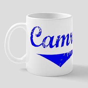 Camryn Vintage (Blue) Mug