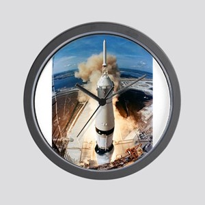 Apollo 11 launch Wall Clock