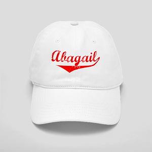 Abagail Vintage (Red) Cap