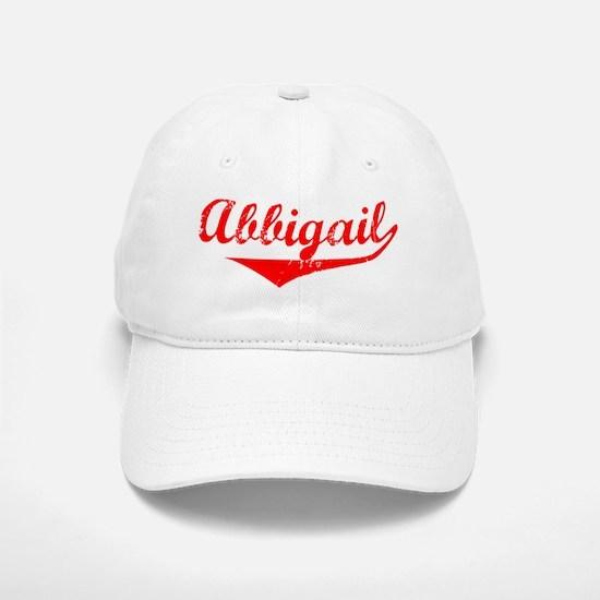 Abbigail Vintage (Red) Baseball Baseball Cap