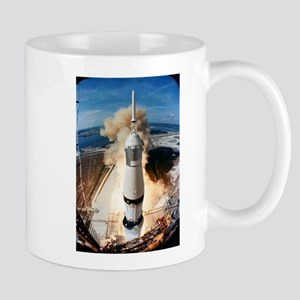 Apollo 11 launch Mugs