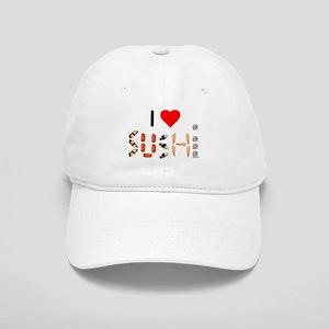 I Heart Sushi Cap