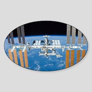 ISS, international space station Sticker