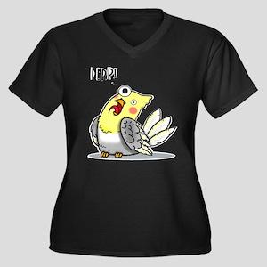 Derp bird Plus Size T-Shirt