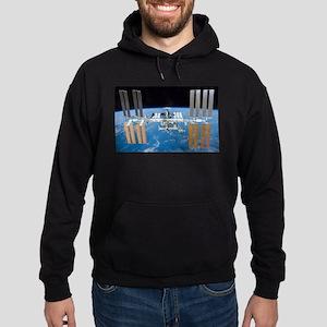 ISS, international space station Hoodie (dark)