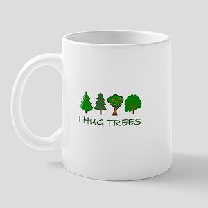 I Hug Trees Mug