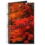 Autumn Gratitude Journal