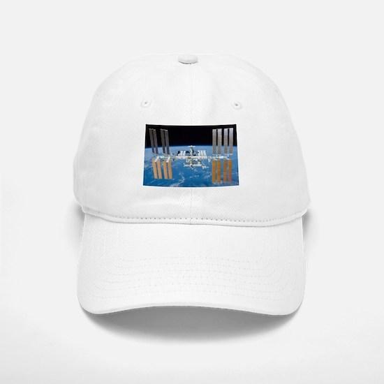ISS, international space station Baseball Baseball Cap