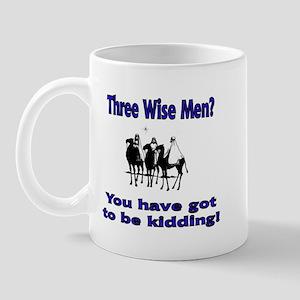 Three Wise Men Mug