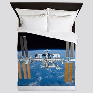 ISS, international space station Queen Duvet