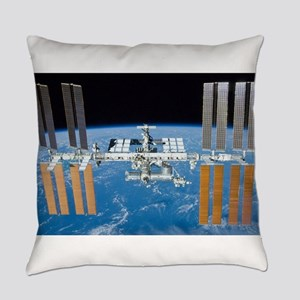 ISS, international space station Everyday Pillow