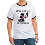 Hugo Chavez Shut Up! Ringer T