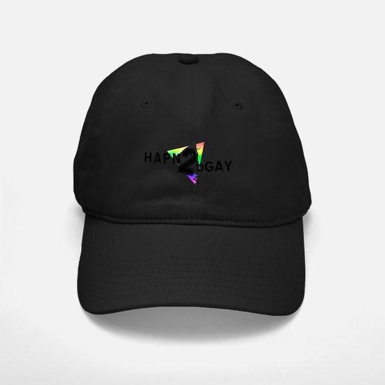 hapn2begay Baseball Hat