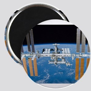 ISS, international space station Magnets