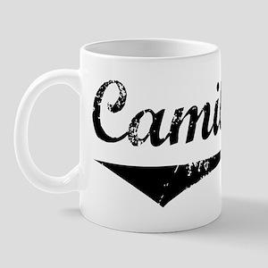 Camila Vintage (Black) Mug