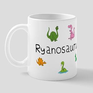 Ryanosaurus Mug
