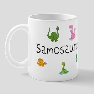 Samosaurus Mug