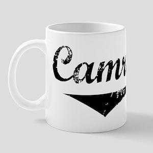 Camryn Vintage (Black) Mug