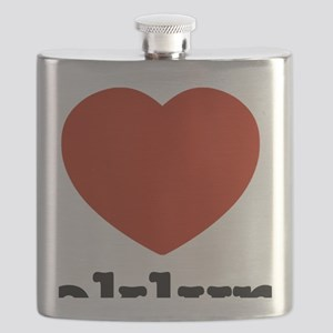 i love brooklyn Flask