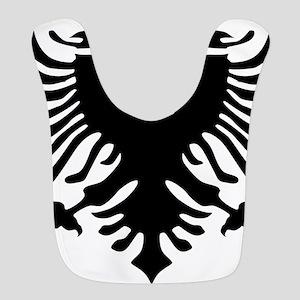 albanian_eagle Polyester Baby Bib