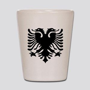 albanian_eagle Shot Glass