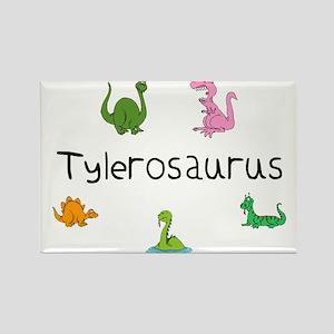 Tylerosaurus Rectangle Magnet