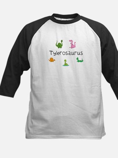Tylerosaurus Kids Baseball Jersey